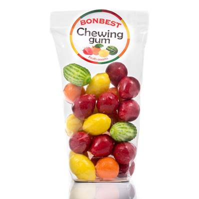 Chewing-gum Macédoine Fruits 160 g